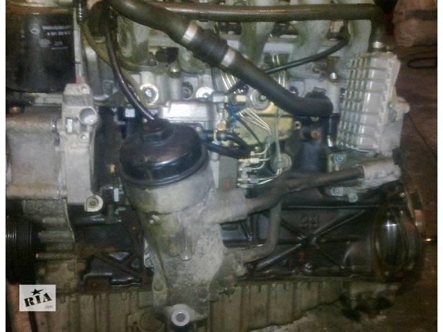 бу б/у Детали двигателя Двигатель Грузовики Mercedes Sprinter Грузовой в Прилуках