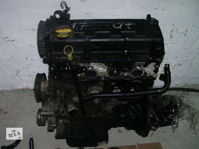 бу б/у Детали двигателя Двигатель Opel Combo, astra 1,7 dti в Ковеле