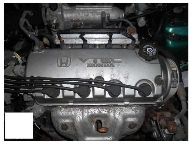 б/у Детали двигателя Двигатель Легковое авто Honda Civic 1997- объявление о продаже  в Львове