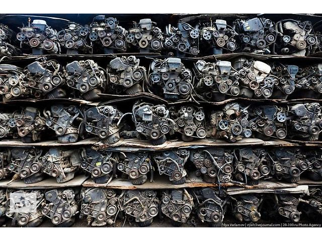 купить бу б/у Детали двигателя Двигатель Легковое авто Volvo S40 2001 в Львове