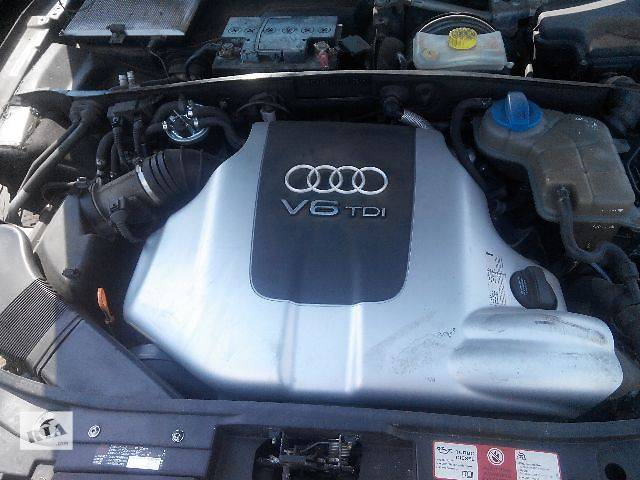 б/у Детали двигателя Двигатель Легковой  2.5TDI AYM Audi A6 2003- объявление о продаже  в Львове