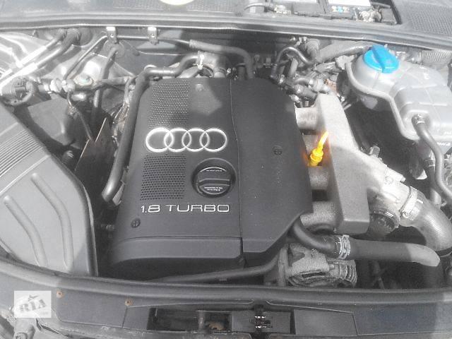бу б/у Детали двигателя Двигатель Легковой Audi 2003 в Львове