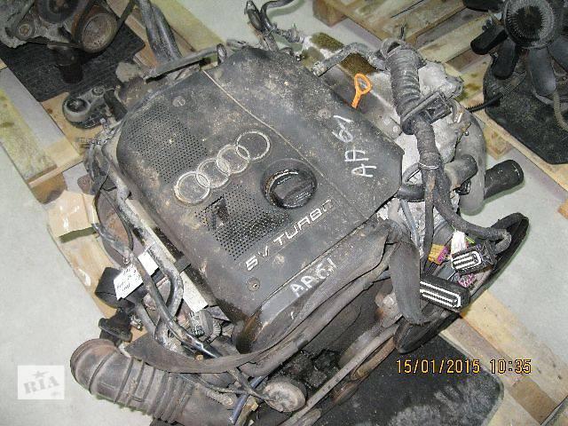 купить бу б/у Детали двигателя Двигатель Легковой Audi A4 B5 1998  (AEB) в Киеве
