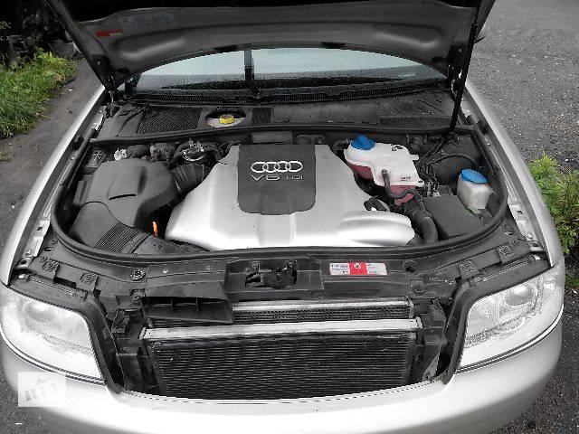 купить бу Б/у Детали двигателя Двигатель Легковой Audi A6 2001  AKN 2.5 в Львове