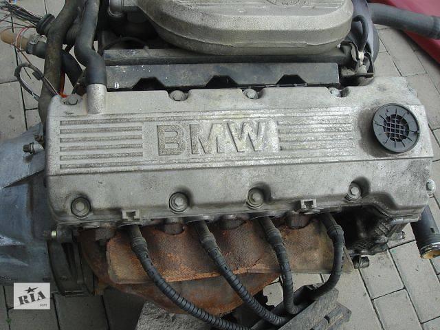 купить бу Б/у Детали двигателя Двигатель Легковой BMW 318 1994 в Ужгороде