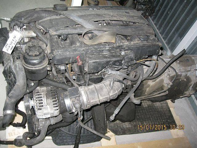 купить бу б/у Детали двигателя Двигатель Легковой BMW 520 E39 1998  (20 6S4), (M52) в Киеве