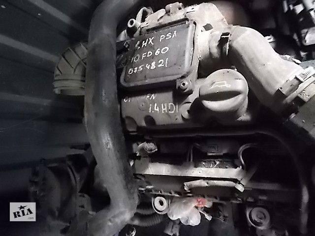 купить бу Б/у Детали двигателя Двигатель Легковой Citroen C3 2007- 10FD60  в Ровно