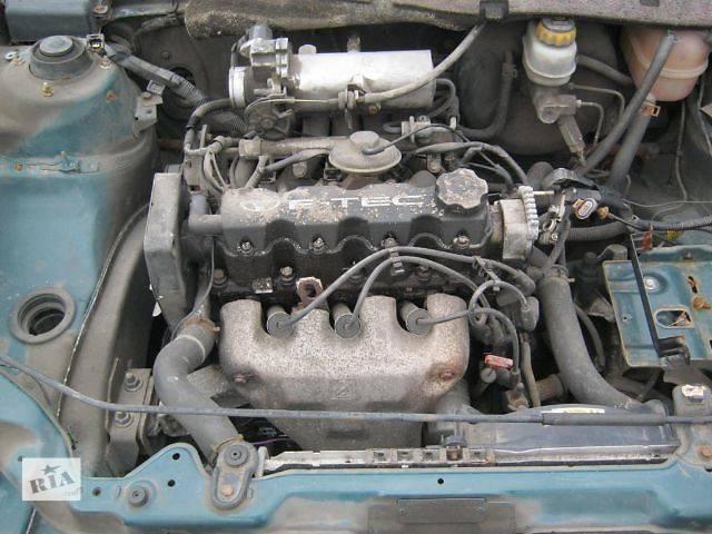 бу б/у Детали двигателя Двигатель Легковой Daewoo Lanos 2006 в Тернополе