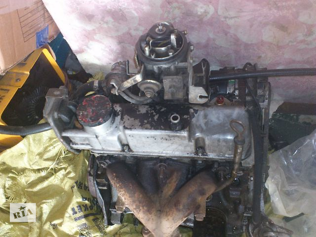бу Б/у Детали двигателя Двигатель Легковой Fiat Cinquecento 1995 в Виннице