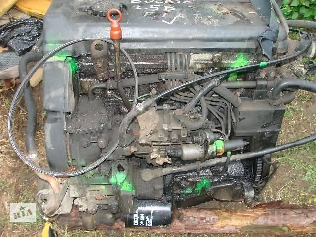 бу б/у Детали двигателя Двигатель Легковой Fiat Ducato 1997 в Львове