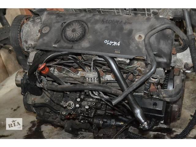 бу Б/у Детали двигателя Двигатель Легковой Fiat Ducato 2.8D в Ковеле