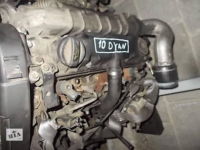 купить бу Б/у Детали двигателя Двигатель Легковой Fiat Scudo 1995-2003 10DYAN в Ровно