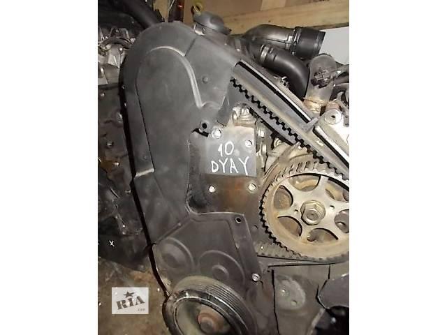 купить бу Б/у Детали двигателя Двигатель Легковой Fiat Scudo 1995-2003 10DYAY  в Ровно