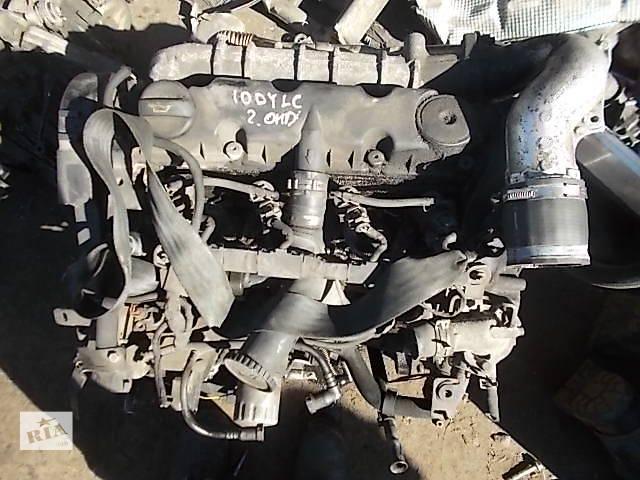 купить бу Б/у Детали двигателя Двигатель Легковой Fiat Scudo 1995-2003 10DYLC в Ровно