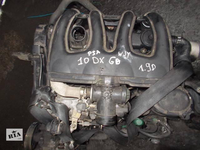 купить бу б/у Детали двигателя Двигатель Легковой Fiat Scudo 1995-2003 PSA10DX в Ровно