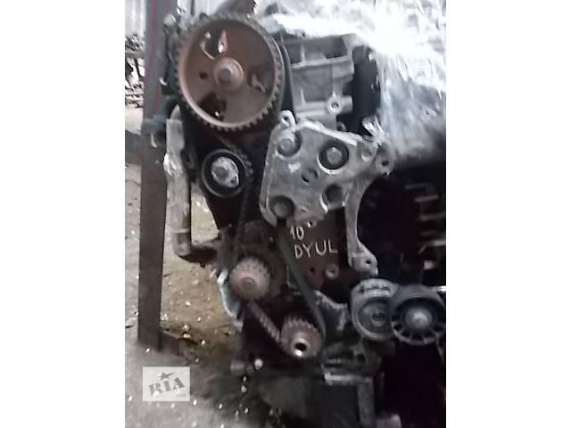 бу Б/у Детали двигателя Двигатель Легковой Fiat Scudo 2007-наст.время 10DYUL в Ровно