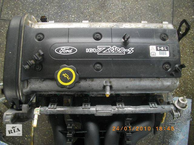 бу б/у Детали двигателя Двигатель Легковой Ford Focus 2002 в Львове