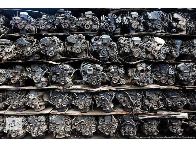 купить бу б/у Детали двигателя Двигатель Легковой Ford Focus 2008 в Львове