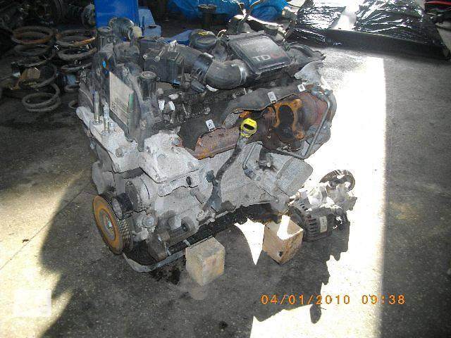 купить бу б/у Детали двигателя Двигатель Легковой Ford Fusion 2007 в Львове