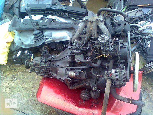 Б/у Детали двигателя Двигатель Легковой Ford Transit 1996 2.5 D- объявление о продаже  в Бучаче
