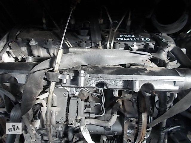 продам Б/у Детали двигателя Двигатель Легковой Ford Transit 2002 F3FA бу в Ровно
