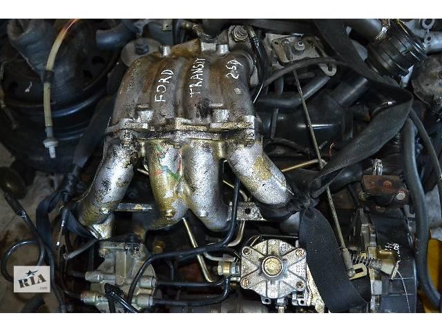 купить бу б/у Детали двигателя Двигатель Легковой Ford Transit 2.5D в Ковеле