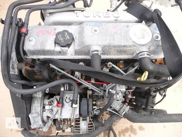 продам Б/у Детали двигателя Двигатель Легковой Ford Transit Connect бу в Хмельницком