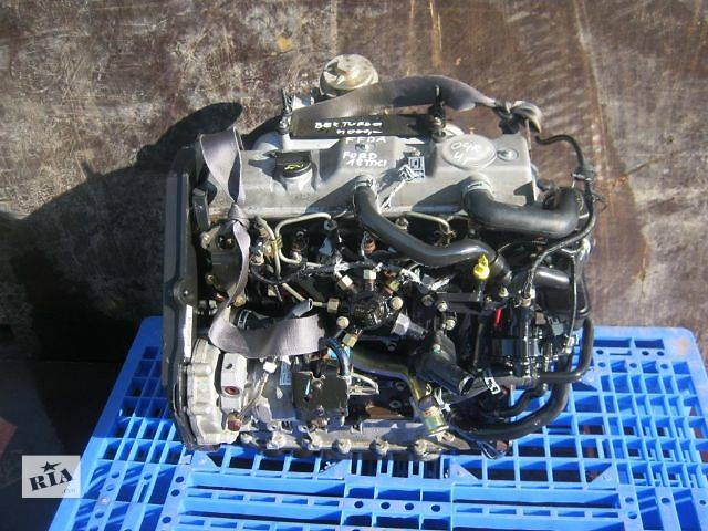 Б/у Детали двигателя Двигатель Легковой Ford Transit Connect груз.- объявление о продаже  в Хмельницком