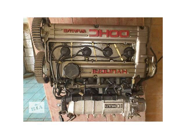 купить бу б/у Детали двигателя Двигатель Легковой Hyundai Lantra Седан 1993 в Виннице