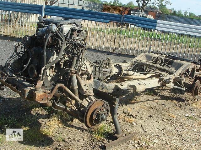 купить бу б/у Детали двигателя Двигатель Легковой Isuzu Trooper 1999 в Ужгороде