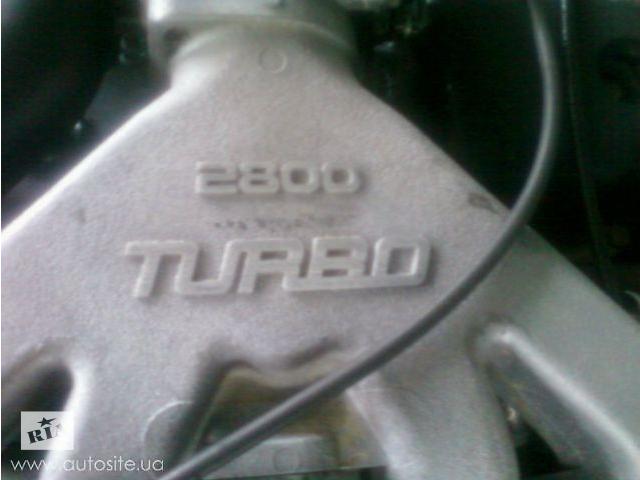 б/у Детали двигателя Двигатель Легковой Isuzu Trooper Кроссовер 1990- объявление о продаже  в Киеве
