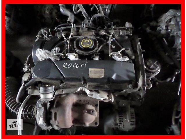 продам Б/у Двигатель Jaguar X-Type 2,0TDCI 2000-2006 бу в Стрые