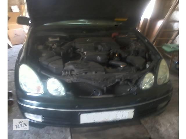 бу б/у Детали двигателя Двигатель Легковой Lexus GS 1998 в Львове