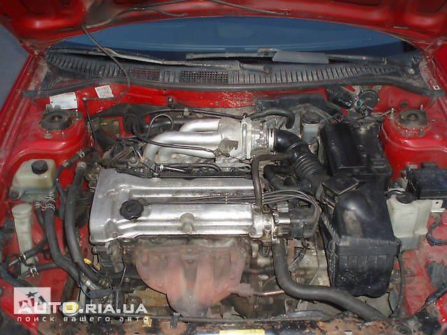 бу б/у Детали двигателя Двигатель Легковой Mazda 323 в Львове