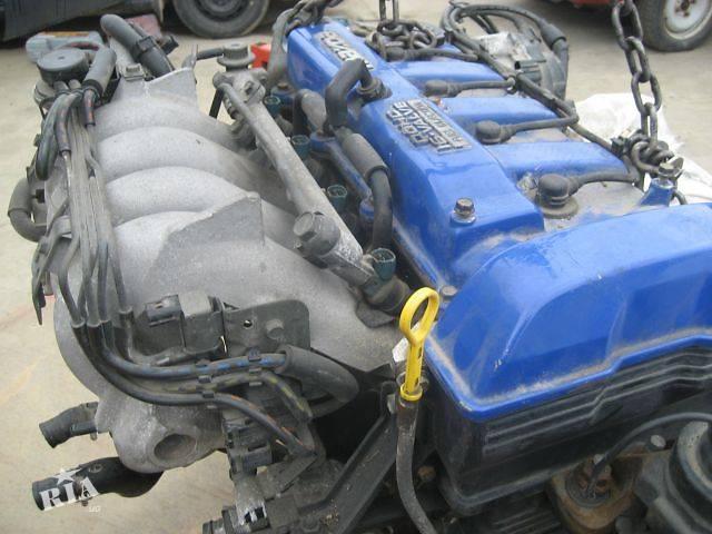 б/у Детали двигателя Двигатель Легковой Mazda 626 1994 GE. бензин. 2.0. 16 клапанов.  DOSH. fs2. - объявление о продаже  в Виноградове