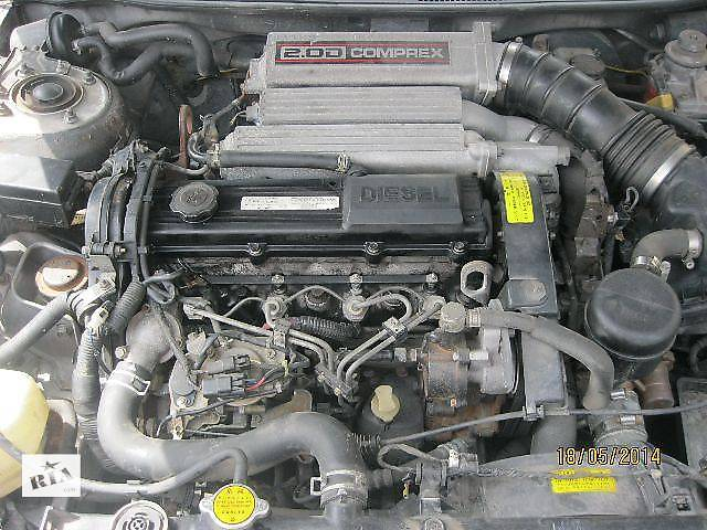 б/у Детали двигателя Двигатель Легковой Mazda 626 1996- объявление о продаже  в Одессе