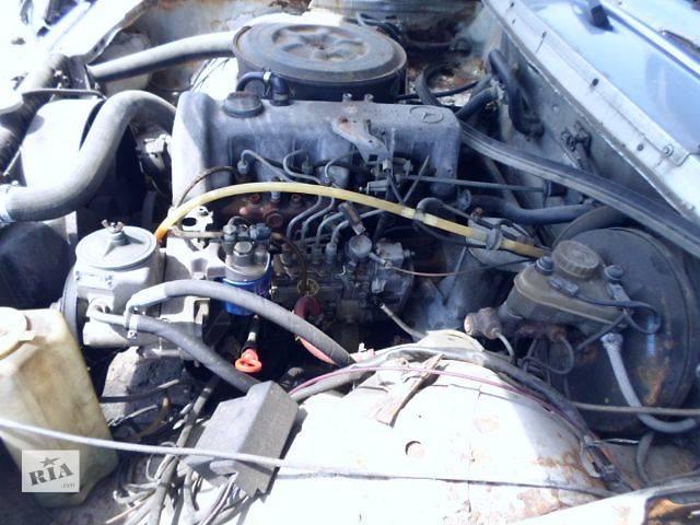 б/у Детали двигателя Двигатель Легковой Mercedes 123 1983- объявление о продаже  в Берегово