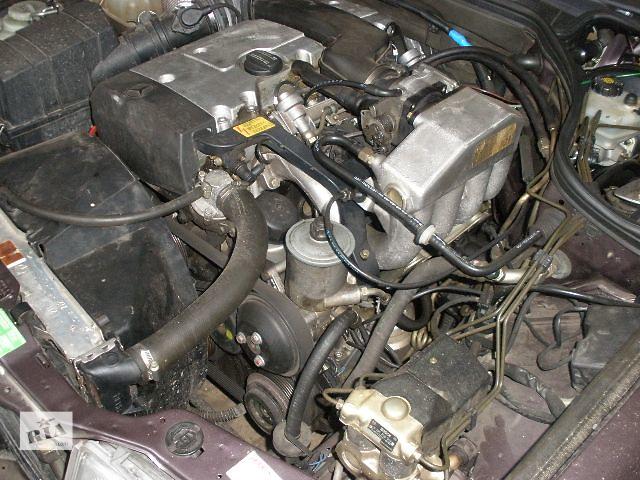 купить бу  двигатель для легкового авто Mercedes 124 1995 2.2 Бензин 111 мотор в Киеве