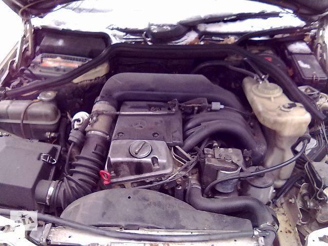 б/у Детали двигателя Двигатель Легковой Mercedes 1995- объявление о продаже  в Ивано-Франковске