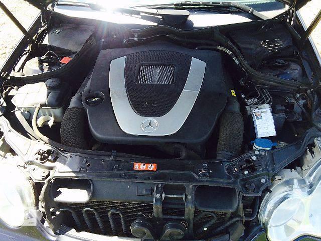 бу б/у Детали двигателя Двигатель Легковой Mercedes C-Class 2006 в Ивано-Франковске