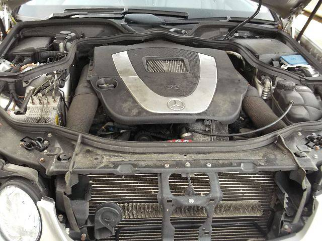 бу Б/у Детали двигателя Двигатель Легковой Mercedes E-Class 2003 в Львове