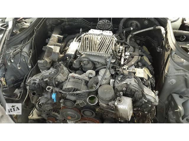 купить бу б/у Детали двигателя Двигатель Легковой Mercedes E-Class 211 ml164 s221 OM272. в Львове