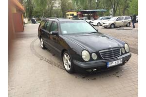 б/у Двигун Mercedes E-Class