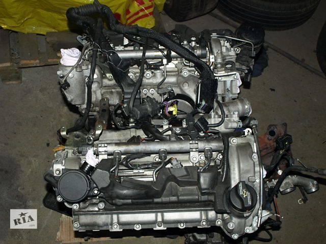 бу б/у Детали двигателя Двигатель Легковой Mercedes ML 320 2007 в Черновцах