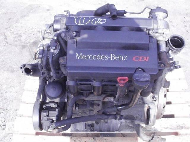 бу б/у Детали двигателя Двигатель Легковой Mercedes Vito 2001 в Тернополе