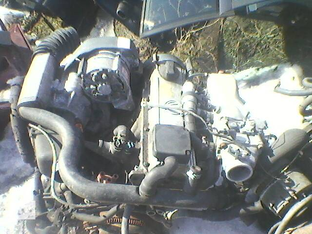 б/у Детали двигателя Двигатель Легковой Mitsubishi Galant 1989- объявление о продаже  в Березовке