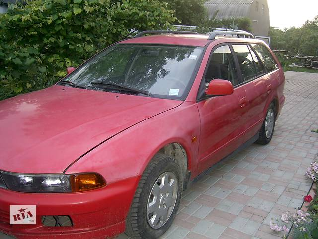 б/у Детали двигателя Двигатель Легковой Mitsubishi Galant Универсал 1998- объявление о продаже  в Черновцах