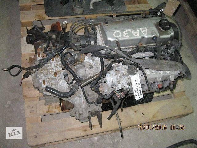 купить бу б/у Детали двигателя Двигатель Легковой Mitsubishi Lancer 1999  (4G13) в Киеве