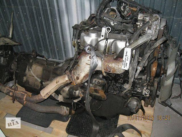 б/у Детали двигателя Двигатель Легковой Mitsubishi Pajero 1994- объявление о продаже  в Киеве
