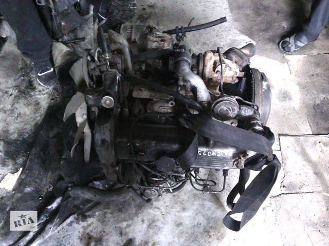 продам б/у Детали двигателя Двигатель Легковой Mitsubishi Pajero 2,5TD бу в Владимир-Волынском